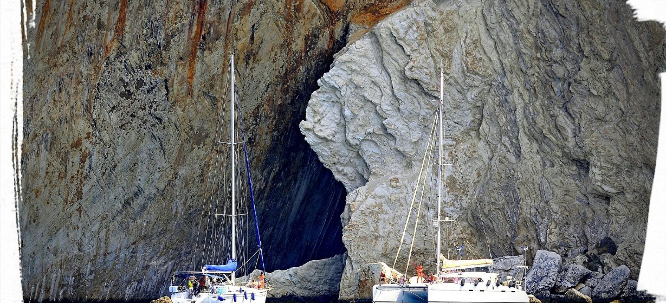 Crociere in barca a vela in Grecia nei mari di Ulisse