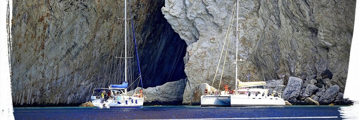 Crociera in barca a vela in Grecia