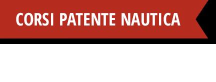 corsi patente nautica